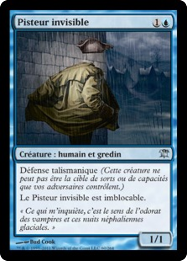 Pisteur invisible · Innistrad (ISD) #60 · Scryfall Magic