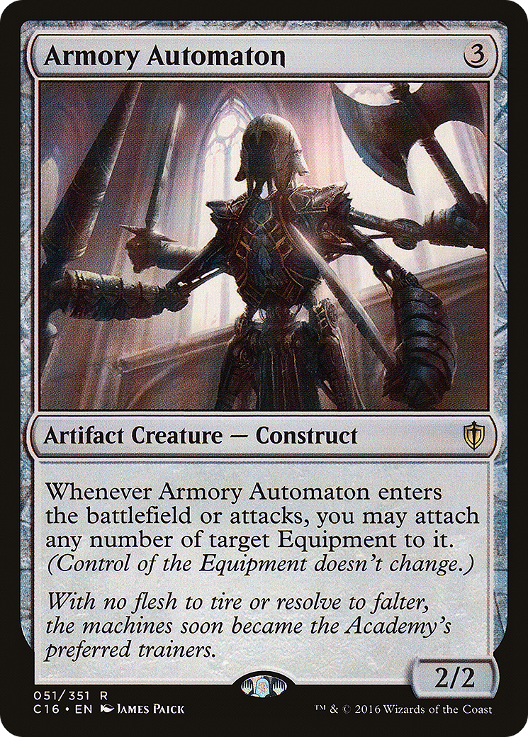 Open the Armory MTG