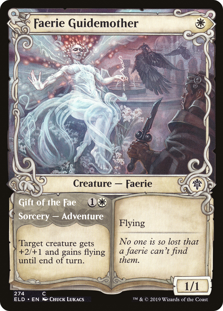 Faerie Guidemother // Gift of the Fae