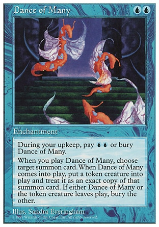Dance of Many