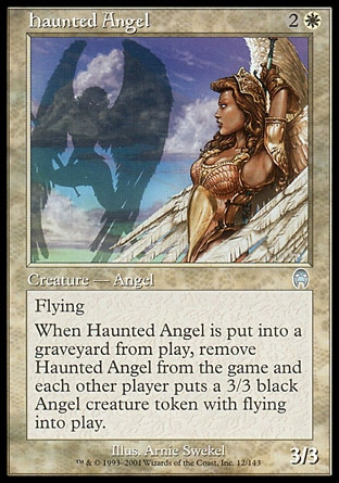 Haunted Angel