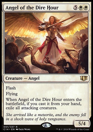 Angel of the Dire Hour