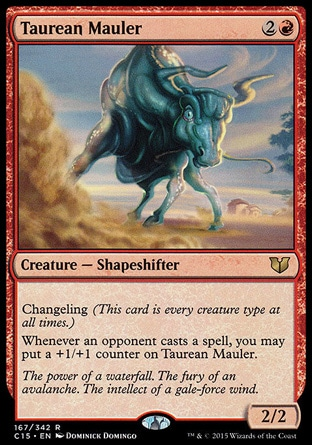 changeling - Taurean Mauler