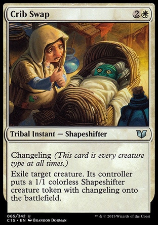 changeling - Crib Swap