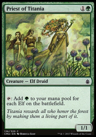 Priest of Titania