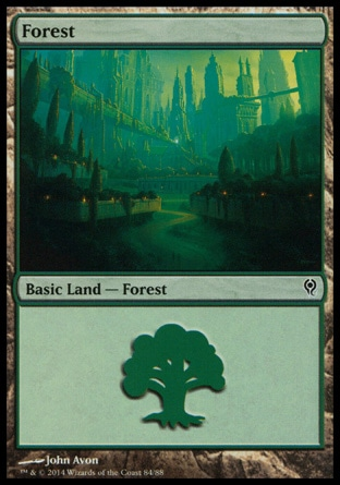 Your favorite art for land cards [FOREST] - Artwork - Creativity ...