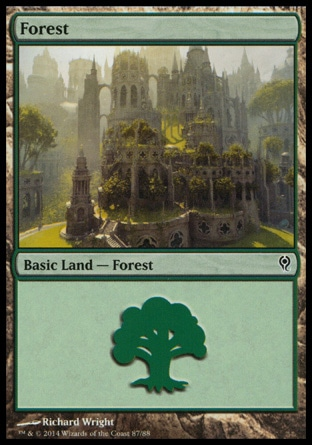 Zendikar Forests (and Wallpaper of the Week!)   MAGIC: THE GATHERING