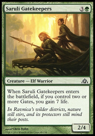 Saruli Gatekeepers