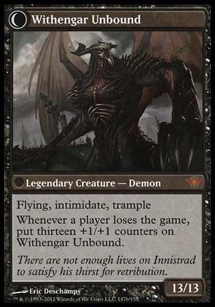 Withengar Unbound