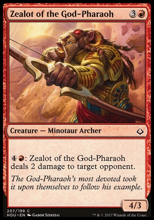 Zealot of the God-Pharaoh