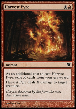 Harvest Pyre (Innistrad)