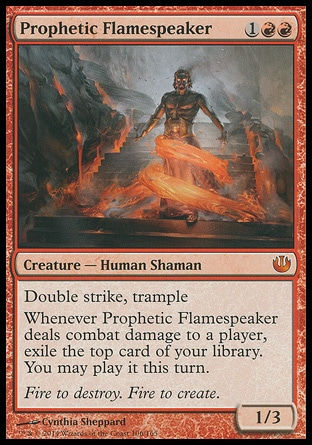 Prophetic Flamespeaker