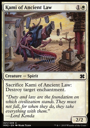 Kami of Ancient Law