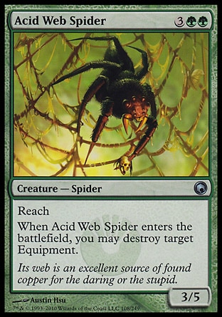 Acid Web Spider