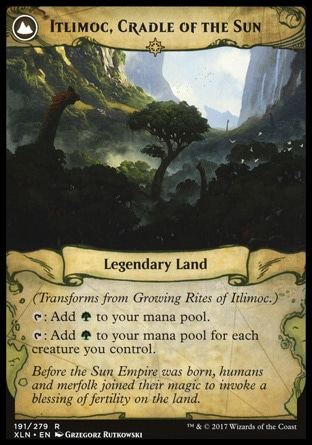 Itlimoc, Cradle of the Sun