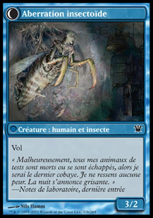 Aberration insectoïde