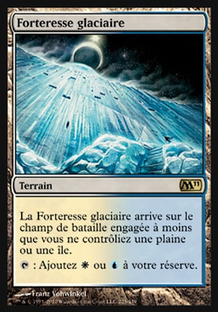 Forteresse glaciaire