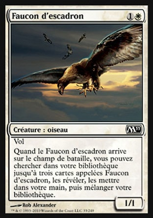 Faucon d'escadron