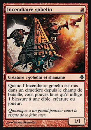 Incendiaire gobelin