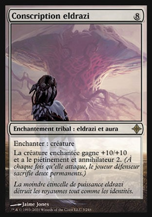 Conscription eldrazi
