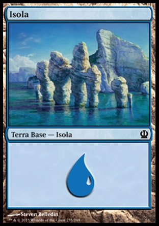 Isola theros for Alexander isola
